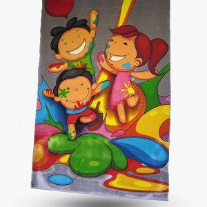 فرش کودک ۷۰۰ شانه کد ۱۰۲۶