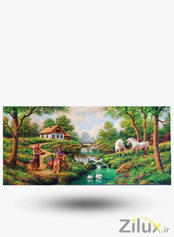 تابلو فرش کلاریس سایز ۵۰x70 کد z7016
