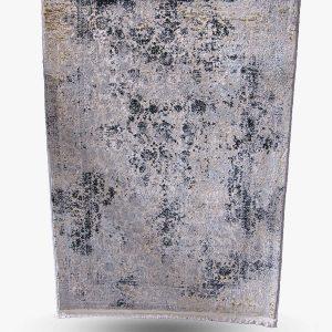 فرش آمیتیس ۷۰۰ شانه طرح پتینه کد ۵۰۸-t13 طوسی