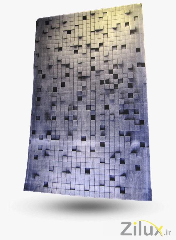 فرش سه بعدی ۷۰۰ شانه کد ۱۰۱۳