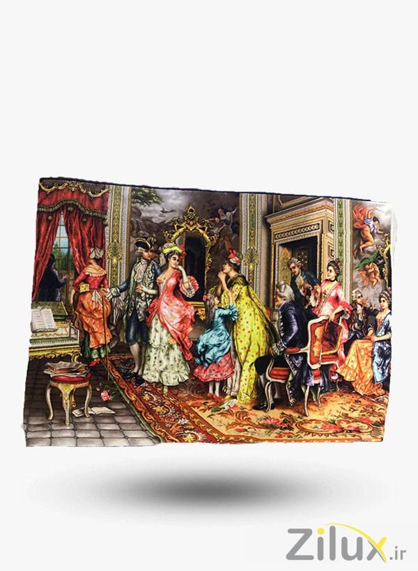 تابلو فرش کلاریس سایز ۱۰۰x70 کد z7046