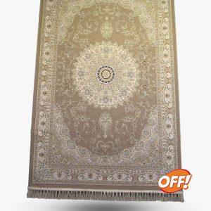 فرش ۱۲۰۰ شانه طرح روشا موشی
