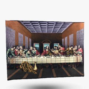 تابلو فرش کلاریس سایز ۱۰۰x70 کد z7061