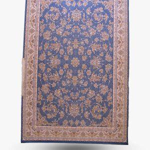 فرش ۱۲۰۰ شانه طرح زنبق گل برجسته