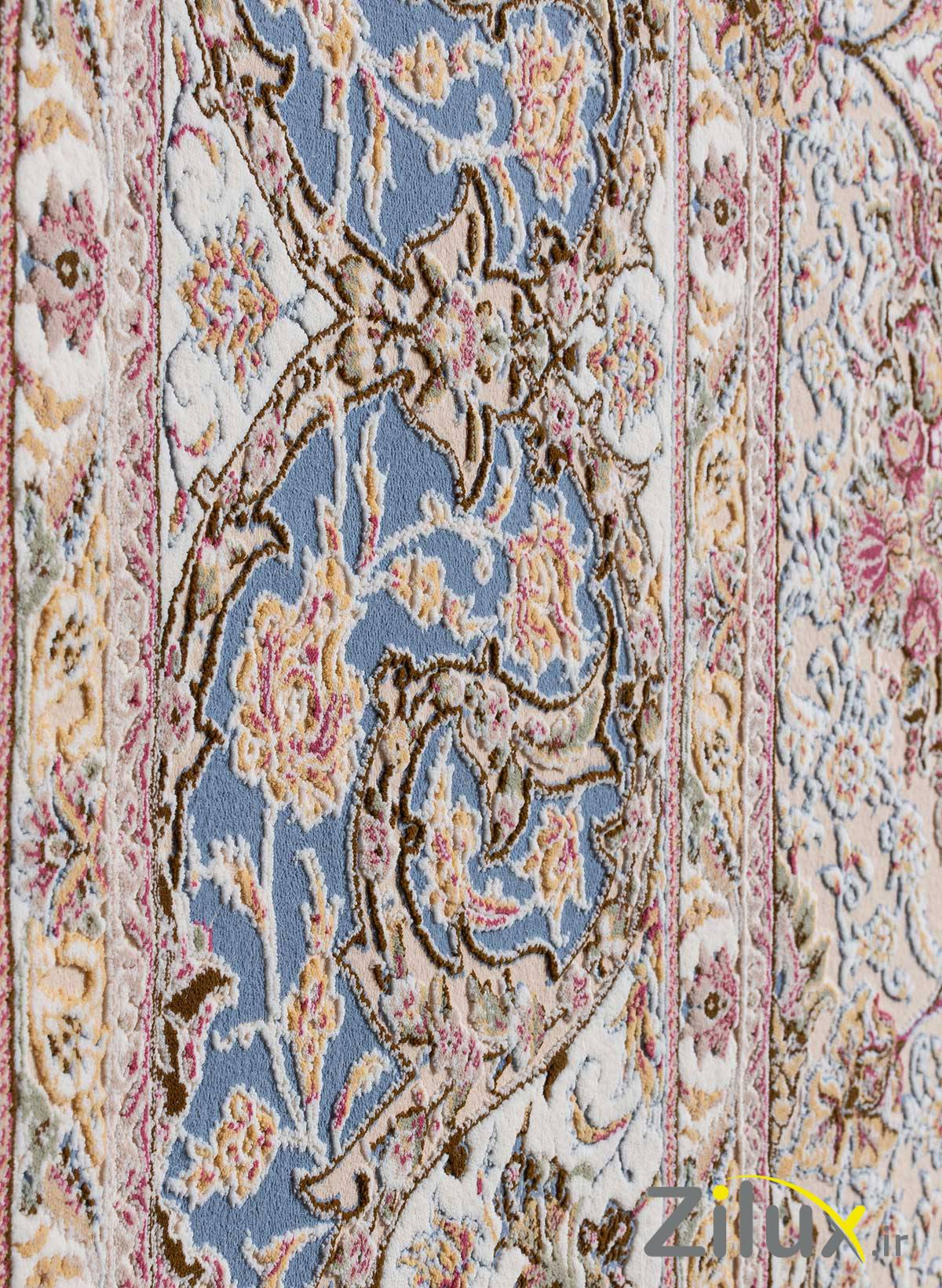 فرش کلاسیک نقش اصفهان