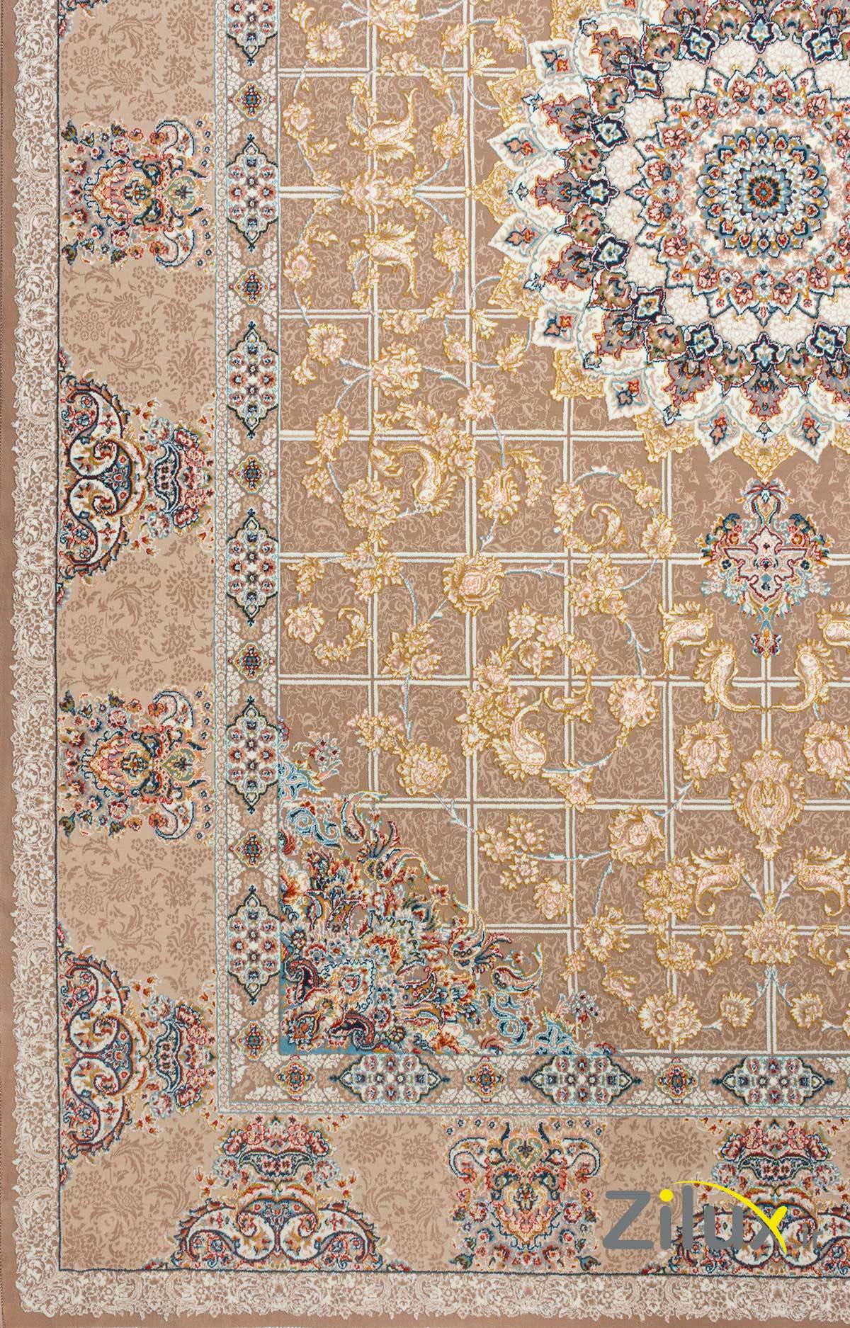 فرش مدرن پیچک
