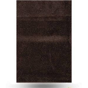 فرش شگی فلوکات قهوهای