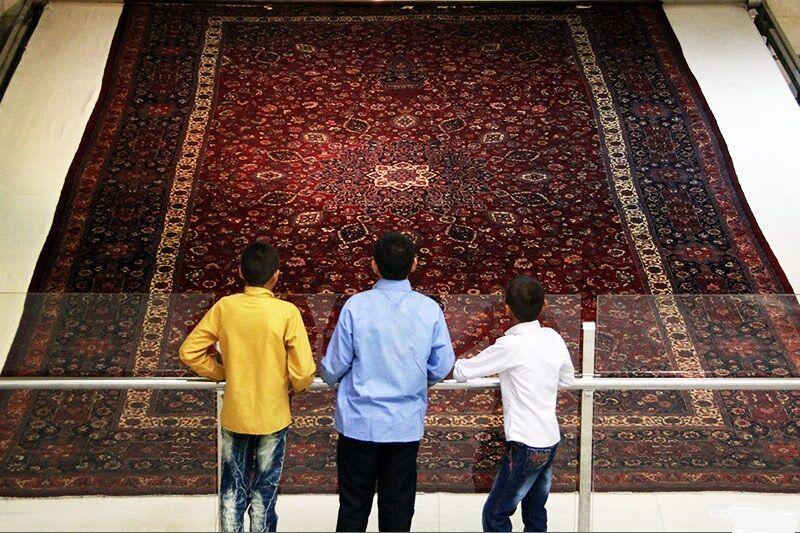 بزرگترین فرش