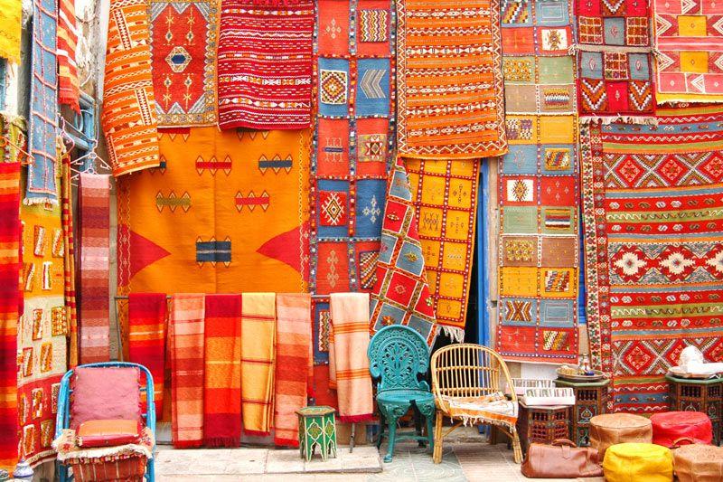 فرش مراکشی